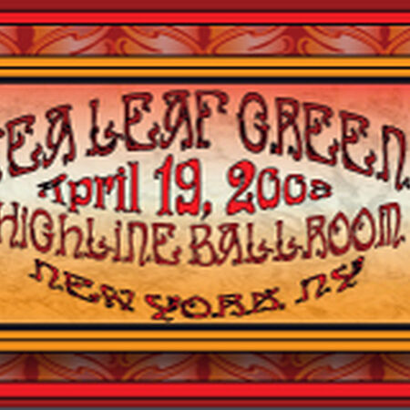 04/19/08 Highline Ballroom, New York, NY