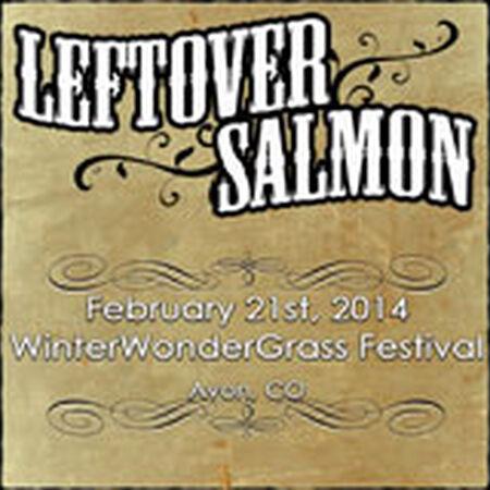 02/21/14 WinterWonderGrass Festival, Avon, CO