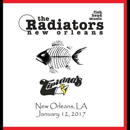 01/12/17 Tipitina's, New Orleans, LA