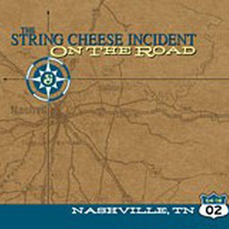 04/18/02 Ryman Auditorium, Nashville, TN
