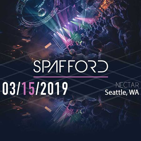 03/15/19 Nectar Lounge, Seattle, WA