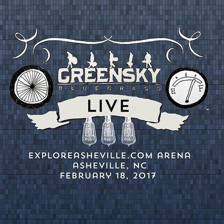 02/18/17 Exploreasheville.com Arena, Asheville, NC