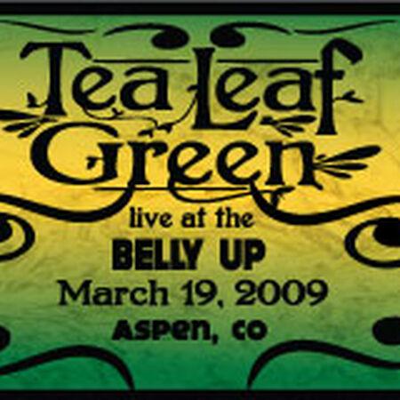03/19/09 Belly Up, Aspen, CO