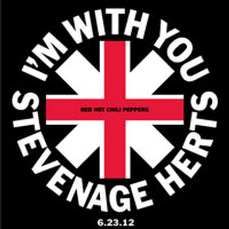 06/23/12 Knebworth Park, Stevenage Herts, UK
