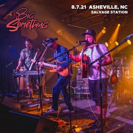 08/07/21 Salvage Station, Asheville, NC