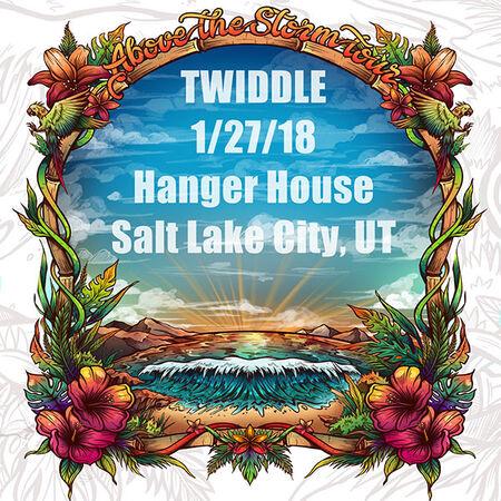 01/27/18 Hanger House, Salt Lake City, UT