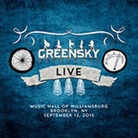 09/12/15 Music Hall Of Willimasburg, Brooklyn, NY