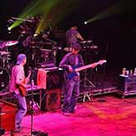 10/01/05 Barrymore Theatre, Madison, WI