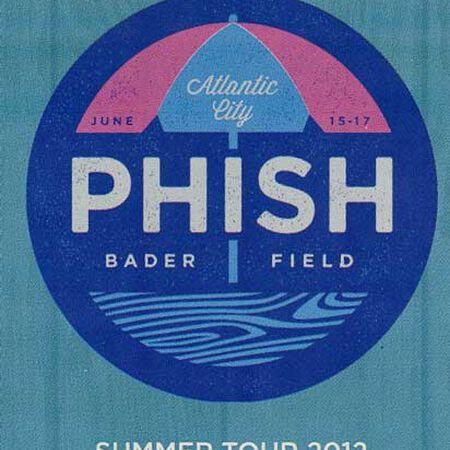 06/16/12 Bader Field, Atlantic City, NJ
