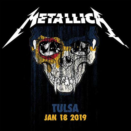 01/18/19 Bok Center, Tulsa, OK
