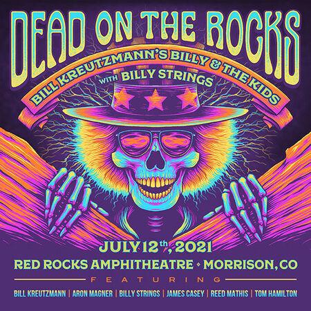 07/12/21 Red Rocks Amphitheatre, Morrison, CO