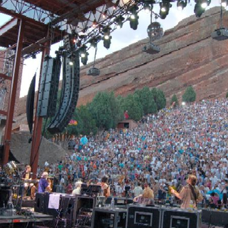 08/12/07 Red Rocks Amphitheatre, Morrison, CO