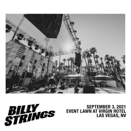 09/03/21 Event Lawn at Virgin Hotel , Las Vegas, NV