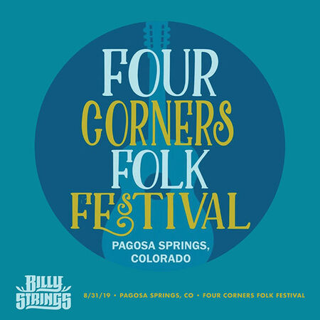 08/31/19 Four Corners Folk Festival, Pagosa Springs, CO