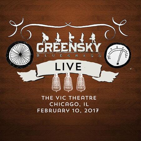 02/10/17 Vic Theatre, Chicago, IL