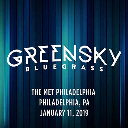 01/11/19 The Met Philadelphia, Philadelphia, PA