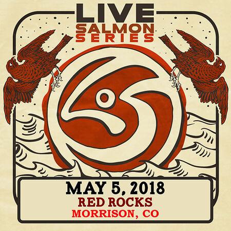 05/05/18 Red Rocks Amphitheater, Morrison, CO