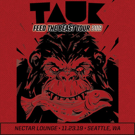 11/23/19 Nectar Lounge, Seattle, WA