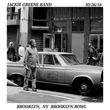 10/26/16 Brooklyn Bowl, Brooklyn, NY