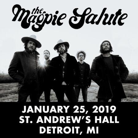 01/25/19 St. Andrew's Hall, Detroit, MI