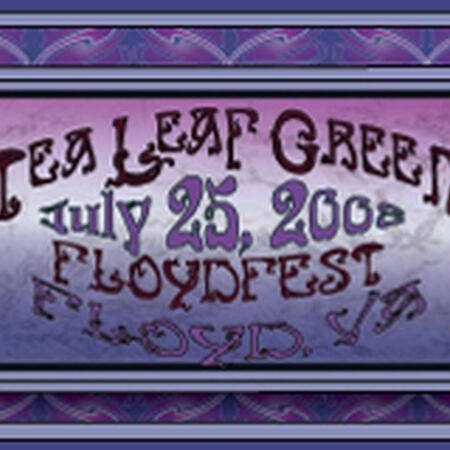 07/25/08 Blue Cow Pavilion, Floyd Fest, VA