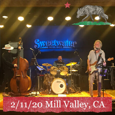 02/11/20 Sweetwater Music Hall, Mill Valley, CA