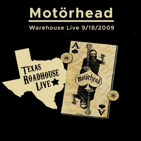 09/18/09 Warehouse Live, Houston, TX