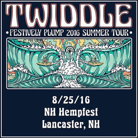08/25/16 NH Hempfest, Lancaster, NH