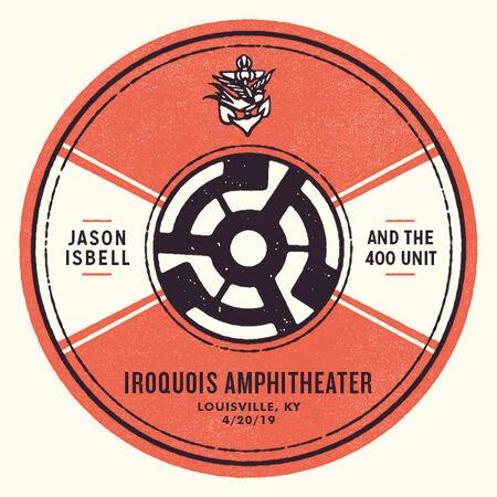 04/20/19 Iroquois Amphitheater, Louisville, KY