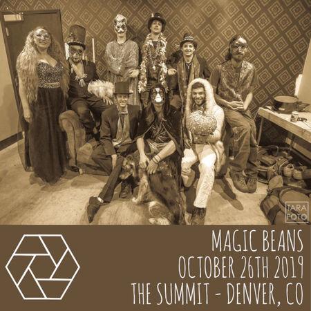 10/26/19 Summit Music Hall, Denver, CO