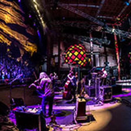 09/18/15 Red Rocks Amphitheatre, Morrison, CO
