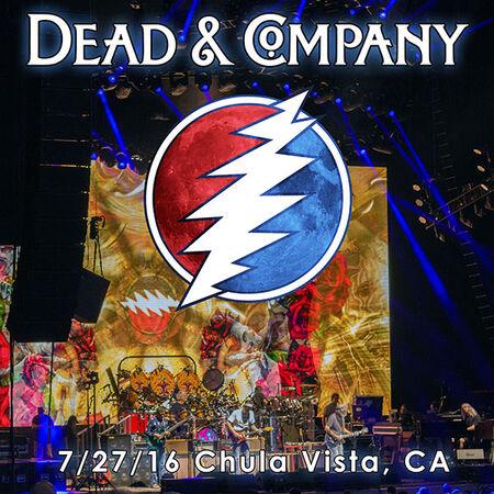 07/27/16 Sleep Train Amphitheatre, Chula Vista, CA