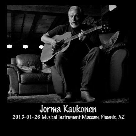01/26/13 Musical Instrument Museum , Phoenix, AZ