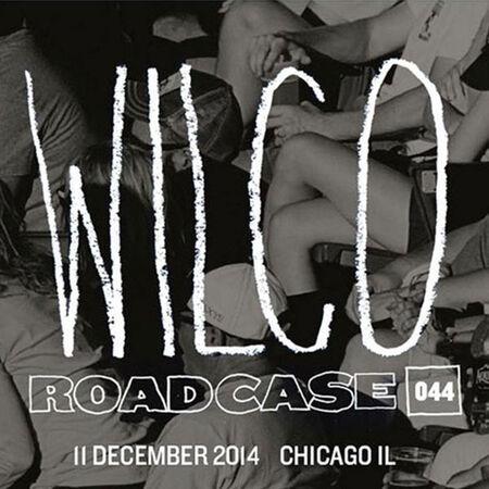 12/11/14 Riviera Theatre, Chicago, IL