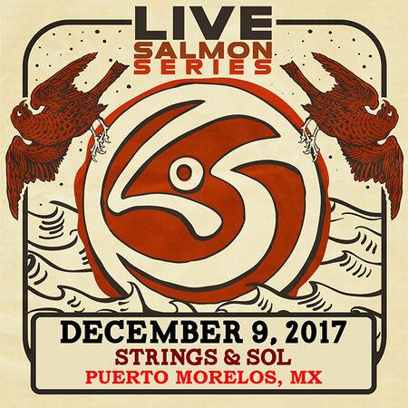 12/09/17 Strings and Sol, Puerto Morelos, MX