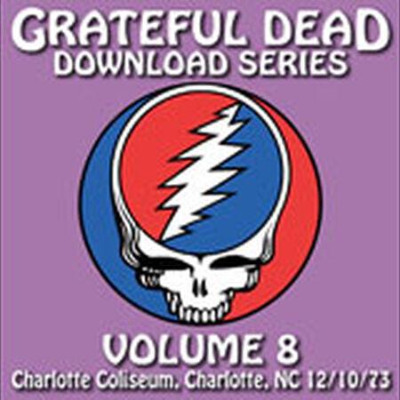 12/10/73 Grateful Dead Download Series Vol. 8: Charlotte Coliseum, Charlotte, NC