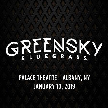 01/10/19 Palace Theatre, Albany, NY