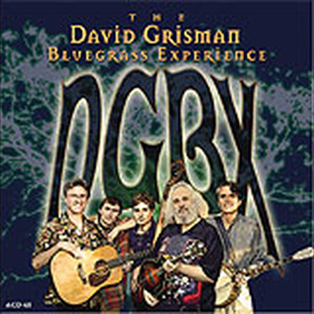 The David Grisman Bluegrass Experience