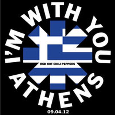 09/04/12 O.A.K.A. Olympic Stadium, Athens, GRC