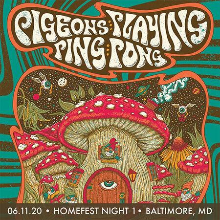 06/11/20 Homefest Night 1, Baltimore, MD