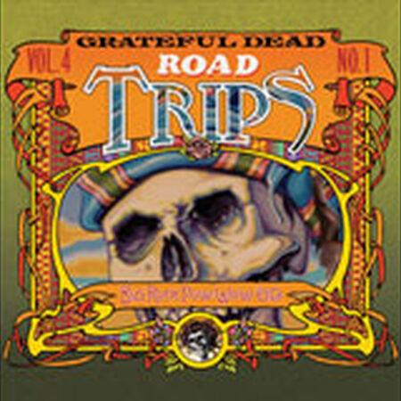 11/15/71 Road Trips Vol 3, No 2: Austin Municipal Auditorium, Austin, TX