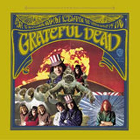 grateful dead complete studio albums collection