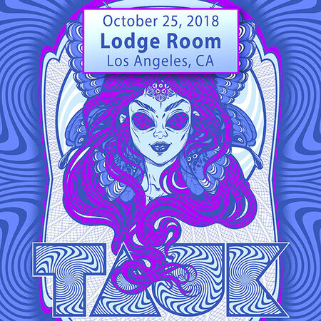 10/25/18 Lodge Room, Los Angeles, CA