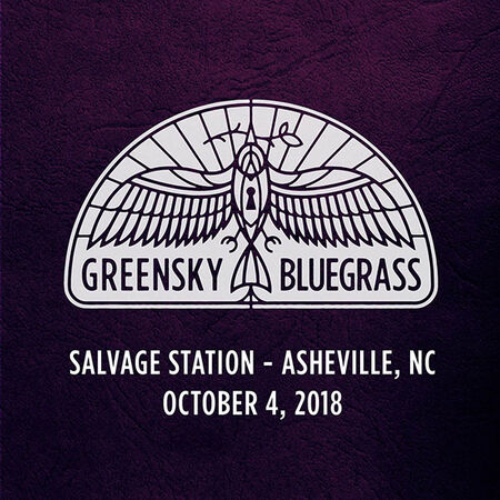 10/04/18 Salvage Station, Asheville, NC