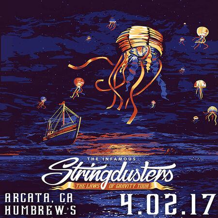 04/02/17 Humbrew's, Arcata, CA
