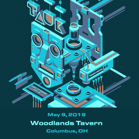 05/09/19 Woodlands Tavern, Columbus, OH