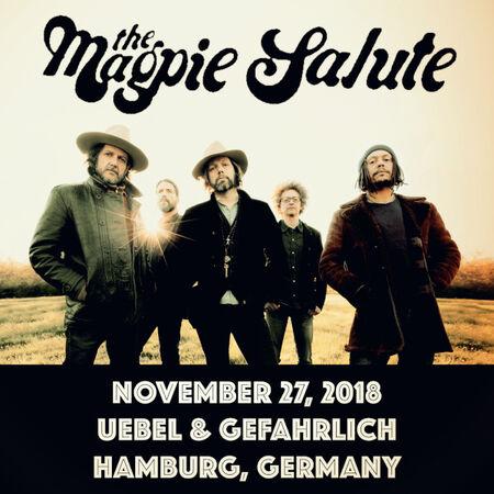 11/27/18 Uebel & Gefahrlich, Hamburg, DE