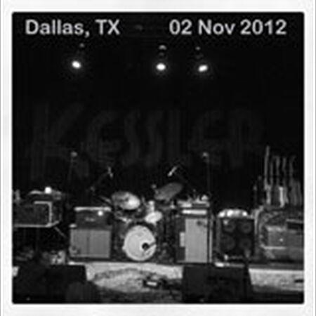 11/02/12 Kessler Theater, Dallas, TX