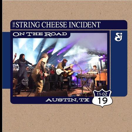 11/02/19 Stubb's, Austin, TX