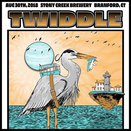 08/30/18 Stony Creek Brewery, Branford, CT